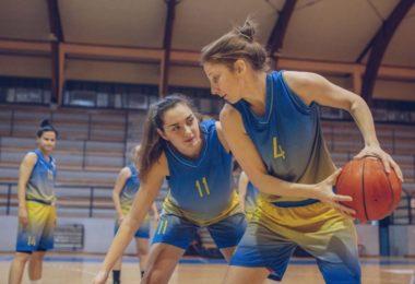 Anglais et basket à Canterbury