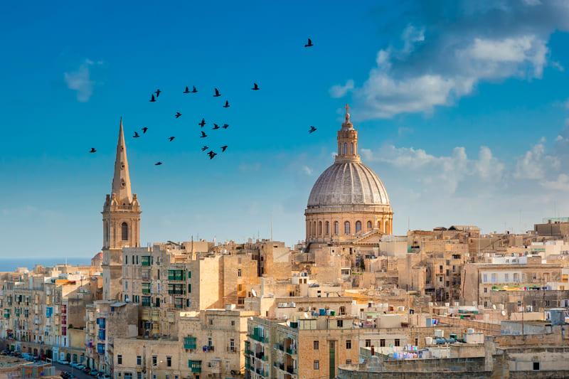 immersion linguistique Malte