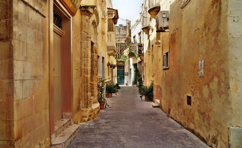 séjours linguistique Malte