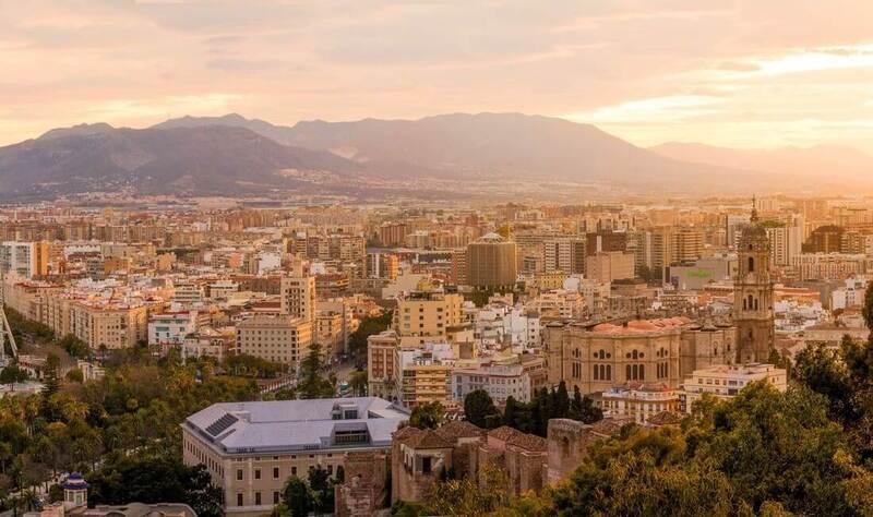 immersion jeune à Malaga