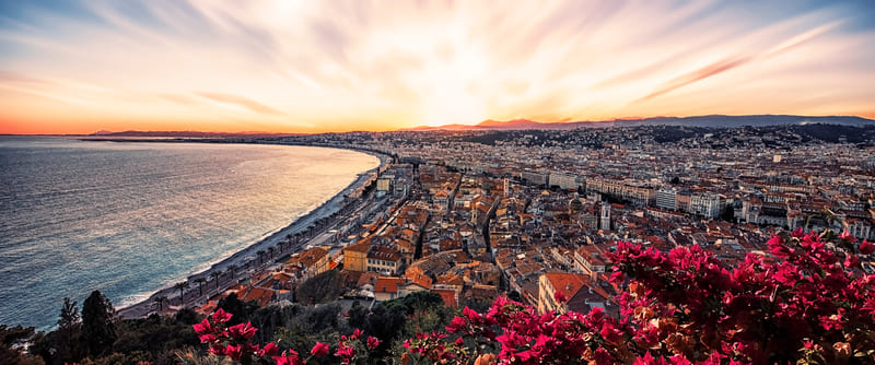 Séjour linguistique à Nice