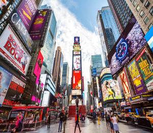 Séjour linguistique ado à New-York